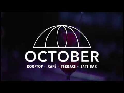 October Princes Square, Glasgow