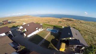 Купить дом на берегу Черного моря недалеко от Анапы