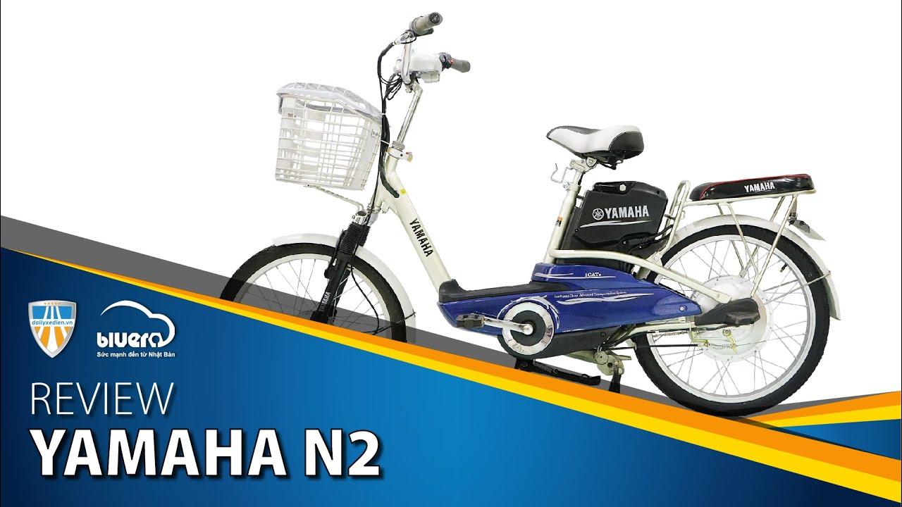 Review xe đạp điện Yamaha N2 2018