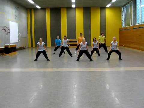 "Uni Basel Gym/Tanz II ""Prüfung"""
