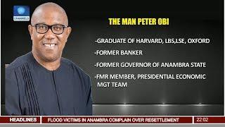 PDP Flagbearer Abubakar Picks Obi As Running Mate 12/10/18 Pt.1 |News@10|