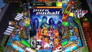Xbox Pure Pinball!