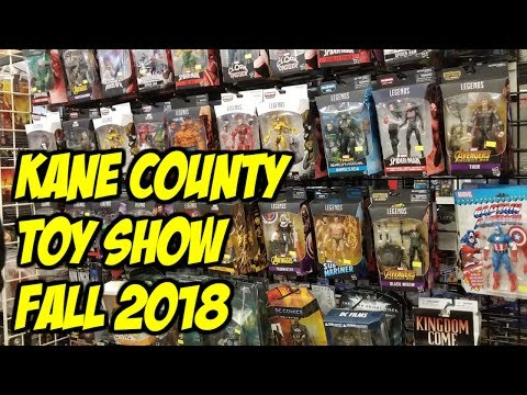 Kane County (Chicago) Toy Show 2018