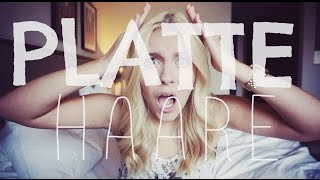Problem : PLATTE HAARE ♡ CALL OF BEAUTY ♡ | Dagi Bee thumbnail