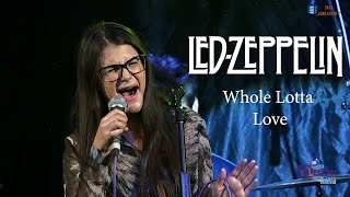 Whole Lotta Love - Led Zeppelin; By Andrei Cerbu & The Rock Biscuits (Live)