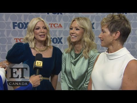 'BH90210' Stars Jennie Garth, Tori Spelling Share Advice To Their Younger Selves