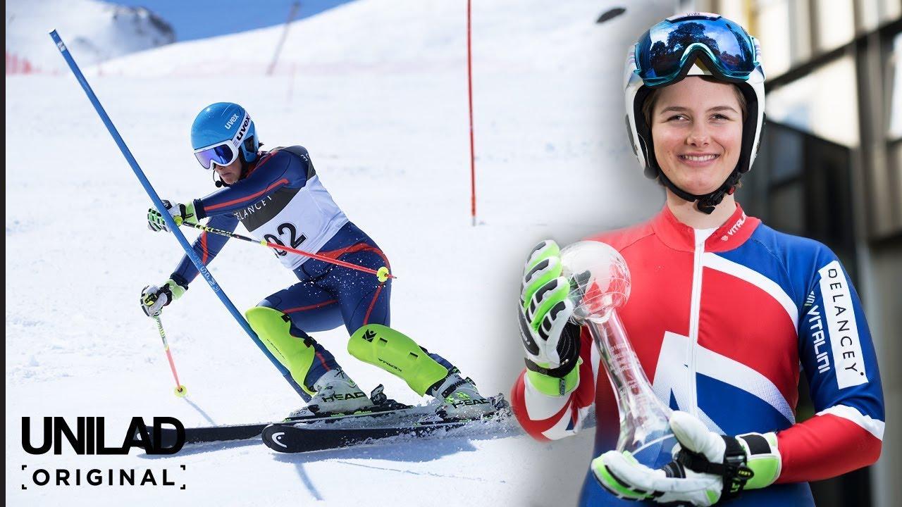 Against All Odds: Blind World Champion Skier | UNILAD Original Documentary