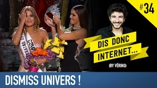 VERINO #34 - Dismiss univers // Dis donc internet...
