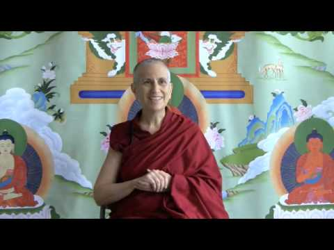 40 Green Tara Retreat: Attachment to reputation 01-11-10