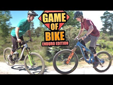 GAME OF BIKE - ENDURO MTB EDITION