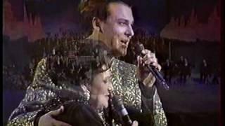 """видео: Л.Г. Зыкина 70летие дуэт с Юлианом """"Мать и сын"""""""