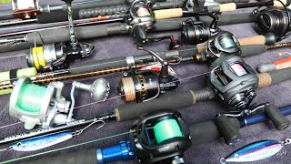ULTIMATE Lingcod Rockfish Rod and Reel Tutorial - Watch Before You Buy!