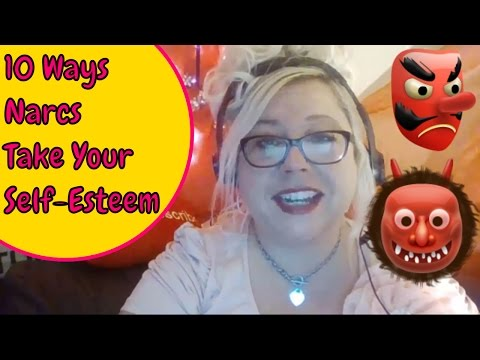 Sneaky Ways Narcissists Destroy Your Self Esteem And How To Deal With Them