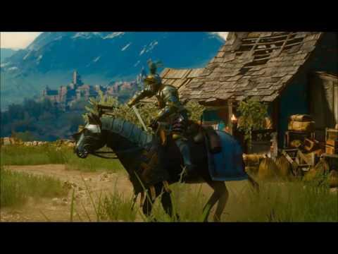 Скачать песню Ведьмак 3 - CG Трейлер