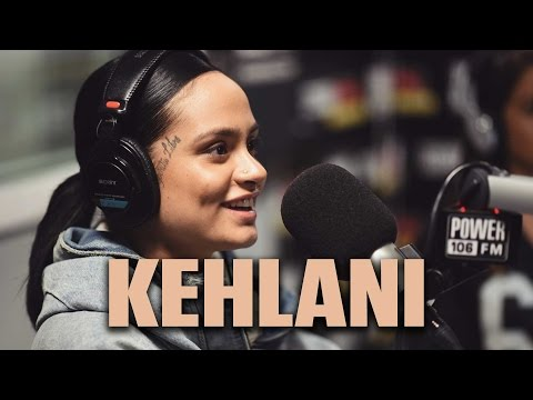 Kehlani Opens Up about Tsunami Mob + More with #TheCruzShow