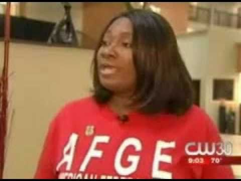 AFGE: The Proof We've ALWAYS had your back!!!  NOT the other union