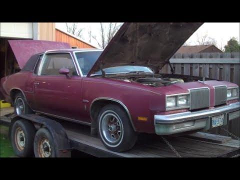 1980 Cutlass Barn Find With Classic G Body Garage Youtube