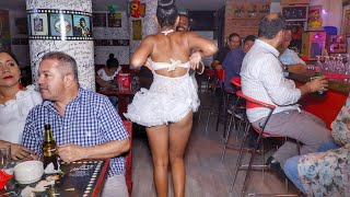 asi se baila la salsa en cartagena colombia rolando altamar canta
