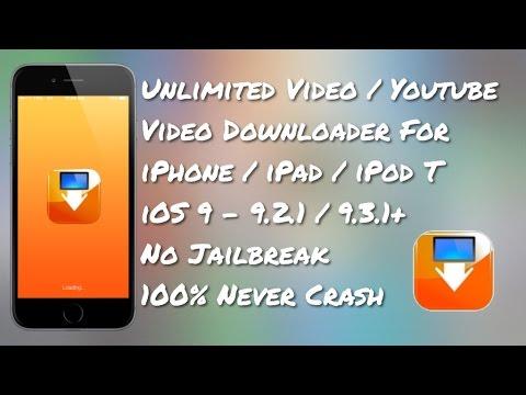 [Best] Unlimited Video Downloader iOS 10, 10.2.1, 10.3 ...