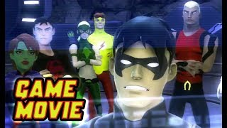 Young Justice: Legacy All Cutscenes | Full Game Movie (PS3, X360, PC)
