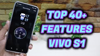 Vivo S1 Top 40+ Hidden Features , Advance Features , Best Features | Tips & Tricks ( Hindi )