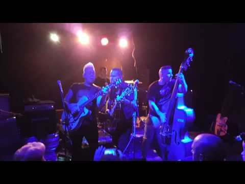 Guitar Slingers - Never steal the devils wheels - 21.5.2016. at Blue Rose Saloon, Milano