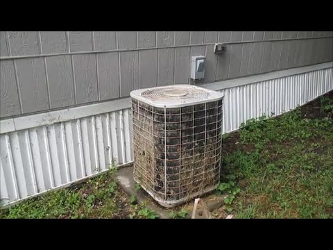 How To Clean Ac Condenser Coils Quick Servant