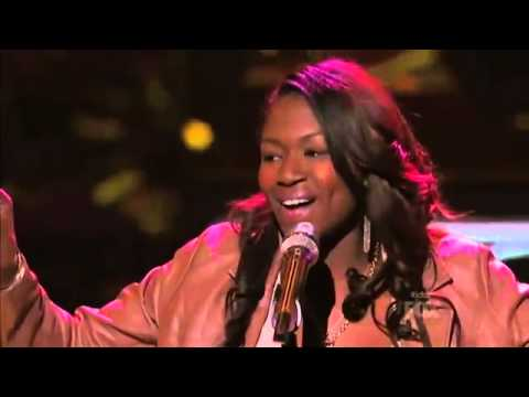 Amber Holcomb Performs I Believe in You...
