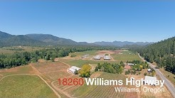 18260 Williams Highway, Williams, Oregon