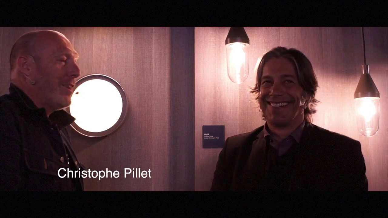 Christophe Pillet - Euroluce 2017