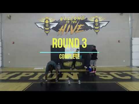 Champion Chandler Workout 4.7