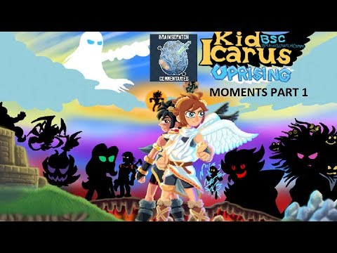 Best of BSC Moments: Kid Icarus Uprising - Part 1