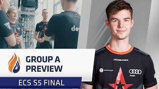 ECS SEASON 5 - GROUP A PREVIEW thumbnail