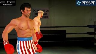 Rocky Balboa - PSP Gameplay 1080p (PPSSPP)(Rocky Balboa - PSP Gameplay 1080p (PPSSPP) Visit us at http://www.godgames-world.com for more Rocky Balboa is a 2007 video game based on the movie ..., 2014-11-15T19:55:10.000Z)