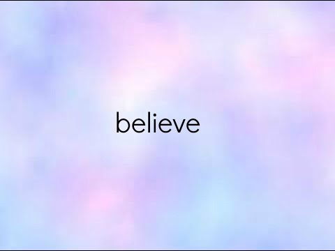 Christina Perri - I Believe LYRICS
