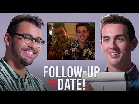 Follow-Up Date! Will Aaron & Kian Continue Dating? | Tell My Story, Blind Date