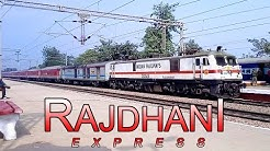 Rajdhani Express : India's Fastest Long Distance Trains