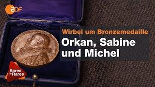 Begehrte Bronzemedaille der Bulgaria-Besatzung | Bares für Rares vom 17.02.2020