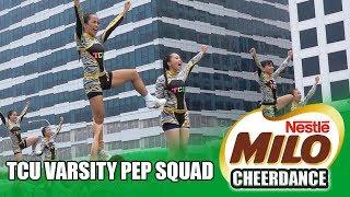 TCU Varsity Pep Squad - 2019 Milo Cheerdance Competition