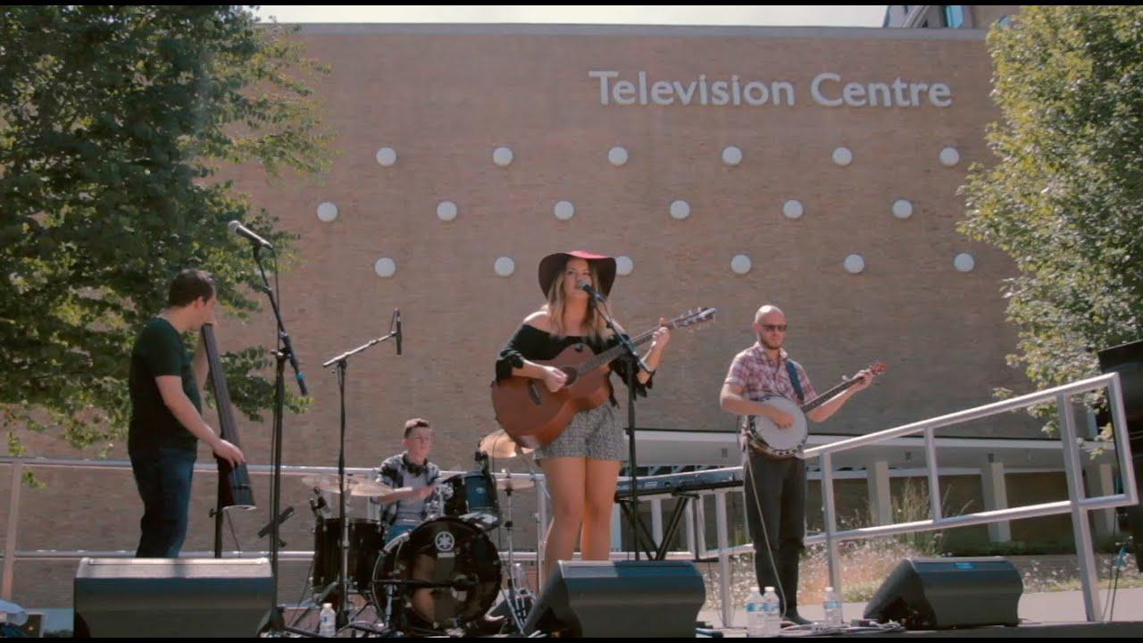 Lauren April - Live At Television Centre