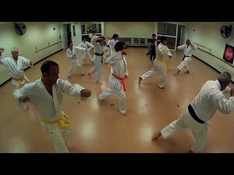 Karate Class 1- 23 - 8