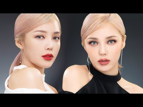 Uncovering by pony x Shiseido (with subs) 포니 x 시세이도 새로운 컬렉션을 활용한 두 가지 룩