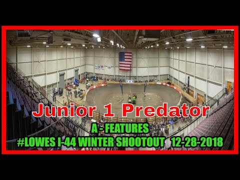 Junior 1 Predator A-Feature Lowe Boats I-44 Winter Shootout 12-28-2018