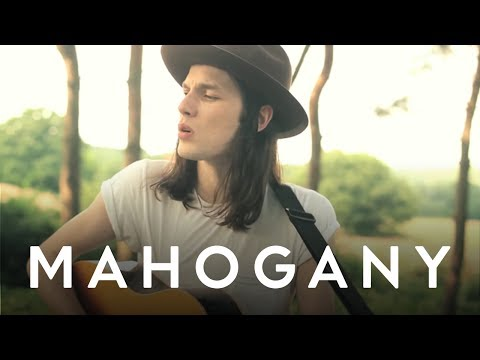 James Bay - When We Were On Fire | Mahogany Session