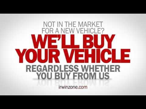 Vehicle Exchange Program at the Irwin Automotive Group