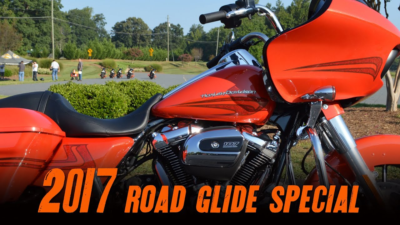 2017 harley-davidson® fltrxs - road glide® special laguna orange