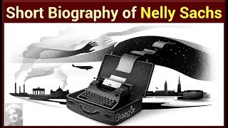 Nelly Sachs Google Doodle   Know about Nelly Sachs, a Jewish Poet
