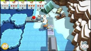 Overcooked, level 6-3, singleplayer, 3 stars