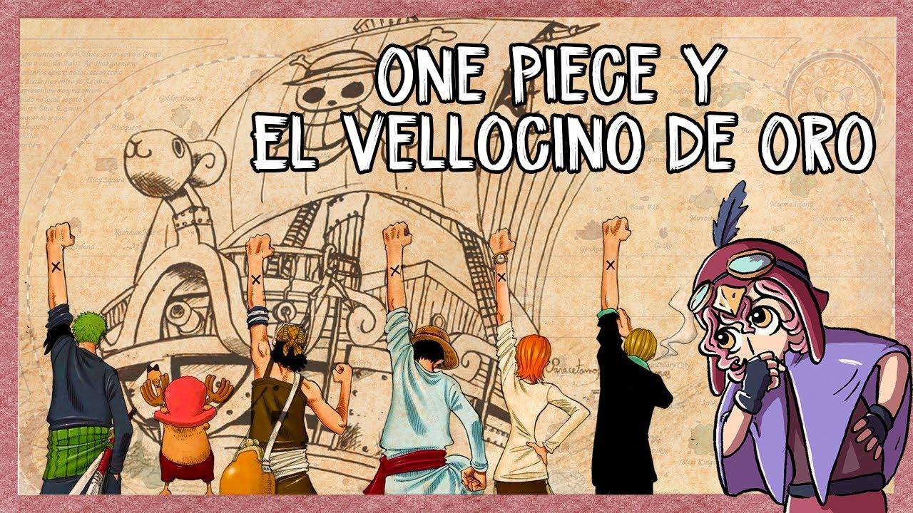 One Piece y la tradición narrativa   El Vellocino de Oro