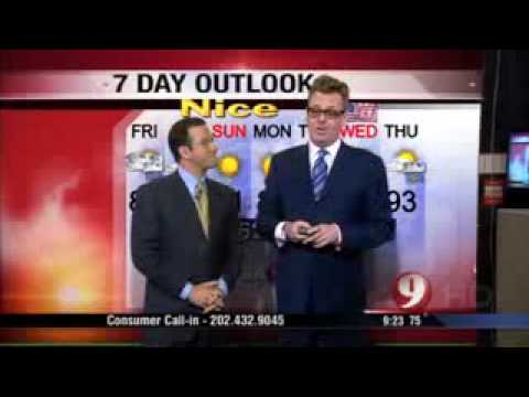 Greg Proops Complete Weather Improv HILARIOUS!!!